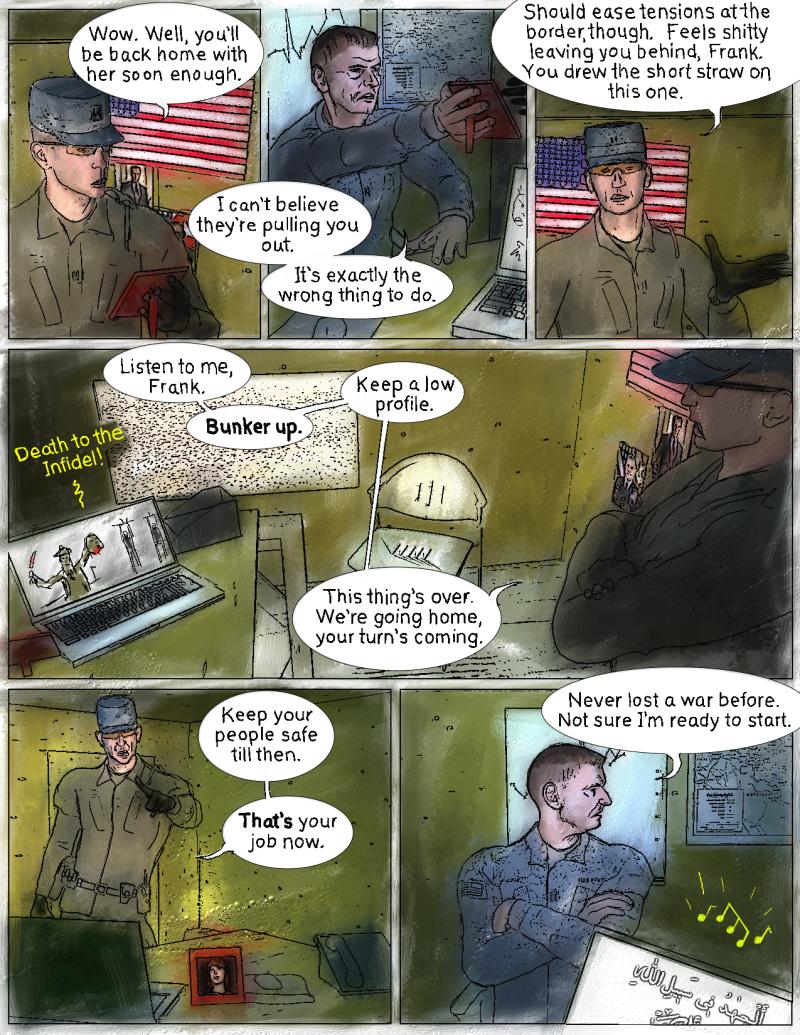Captain Maichrowitz's Job