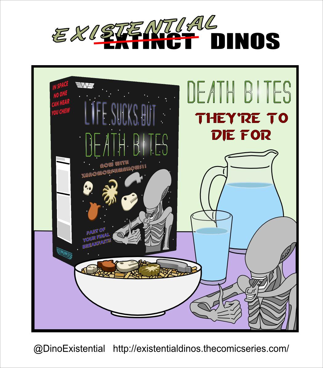 DEATH BITES