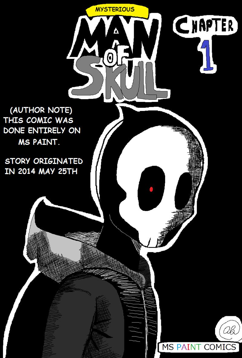 Mysterious Man of Skull