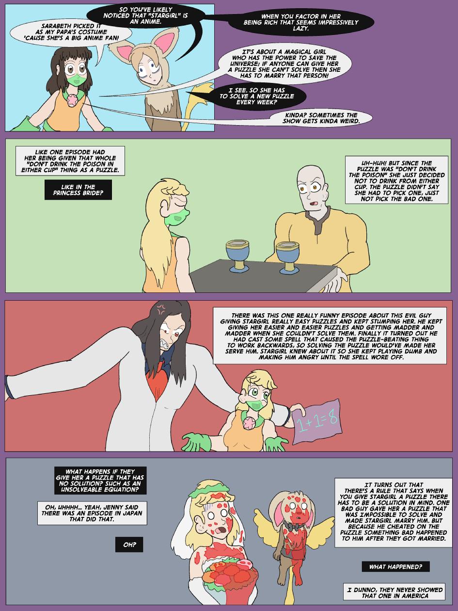 Filler: A Look At Stargirl