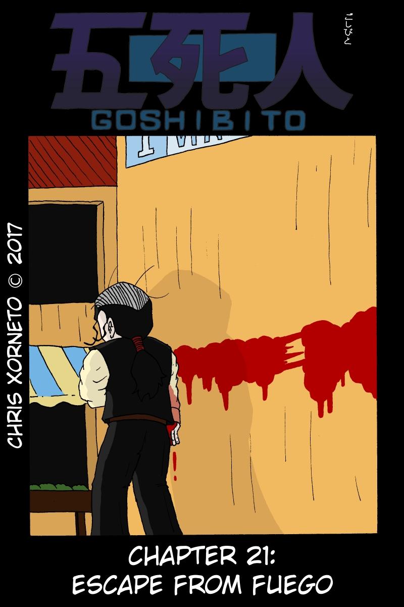 Escape from Fuego [2101]