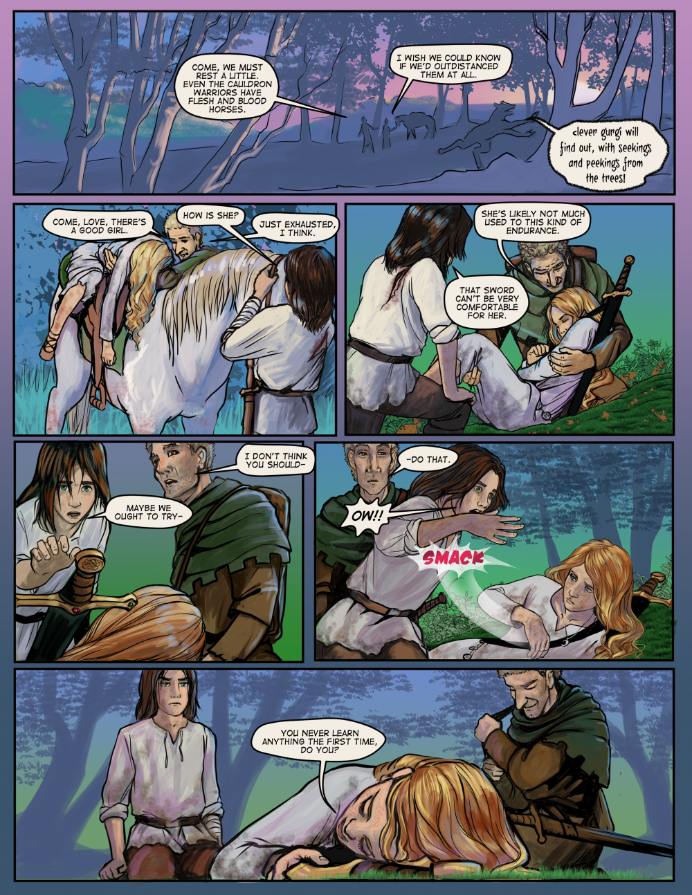 Chapter Eleven Page 5
