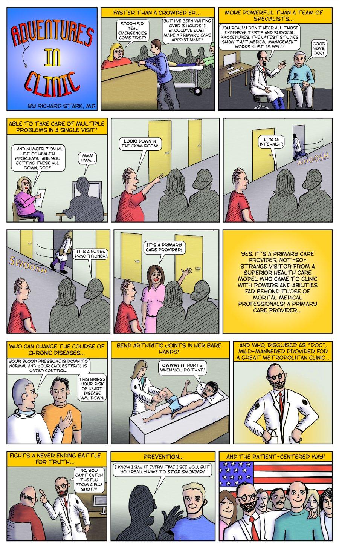 Super Primary Care Providers