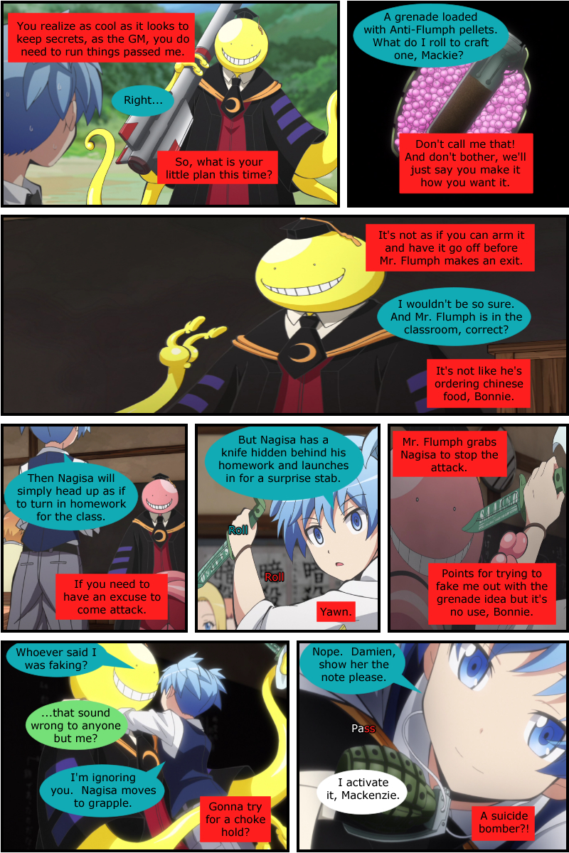 How To Kill A Flumph 5