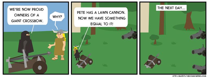 Lawn War