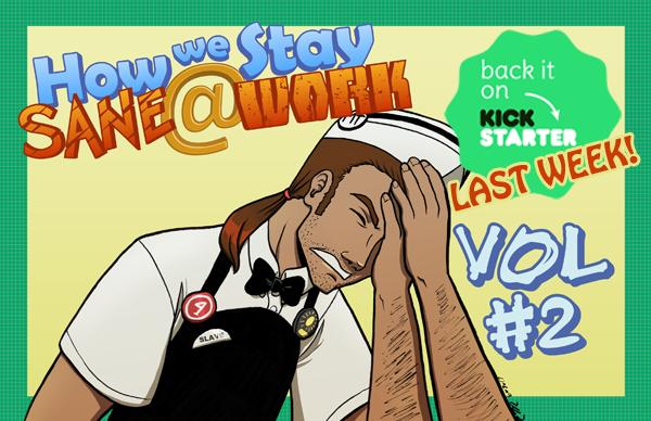 Kickstarter #2 FINAL HOURS