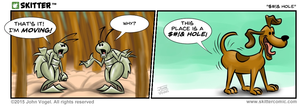 $#!& Hole