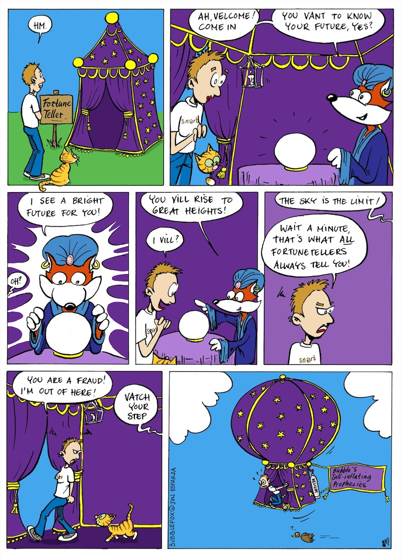 HIGH EXPECTATIONS!!!  A BUBBLE FOX GUEST COMIC BY ELINE W!!!