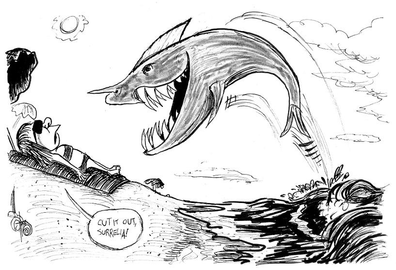 SHARK!!!..... ?