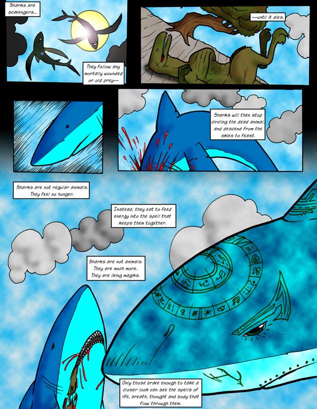 Sharks are Magik