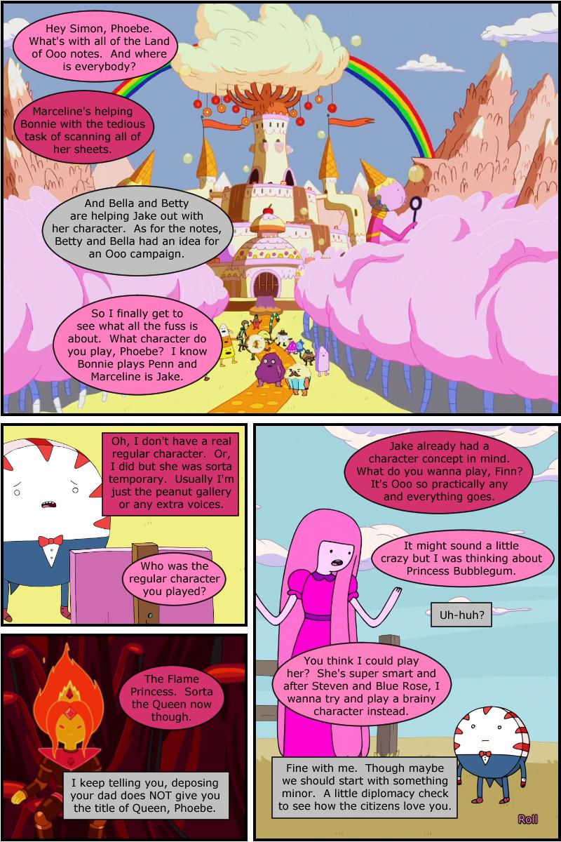 Hail Princess Bubblefinn!