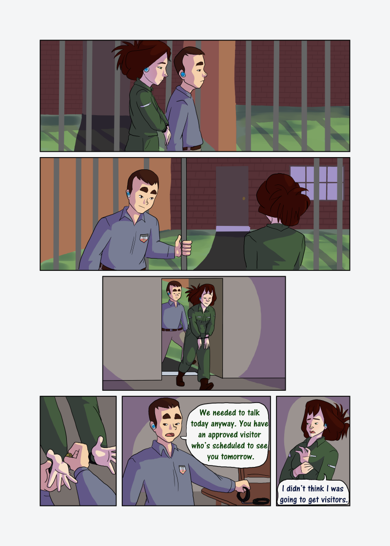 Unwanted Attention: Page 15