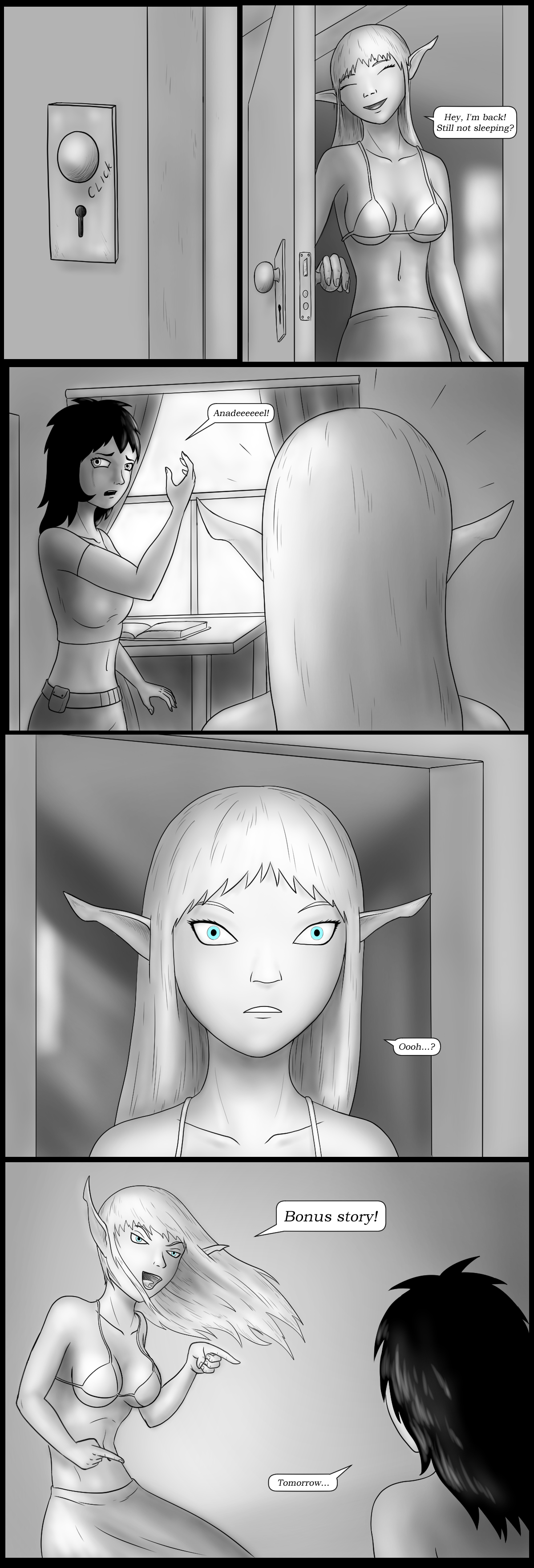 Page 21 - Helplessly confused