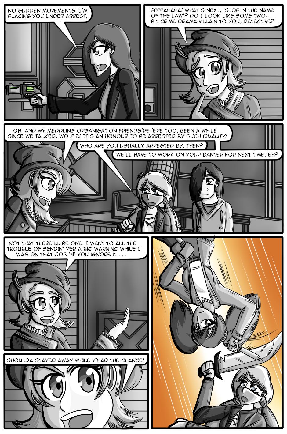 Loyal Hound - Part 43