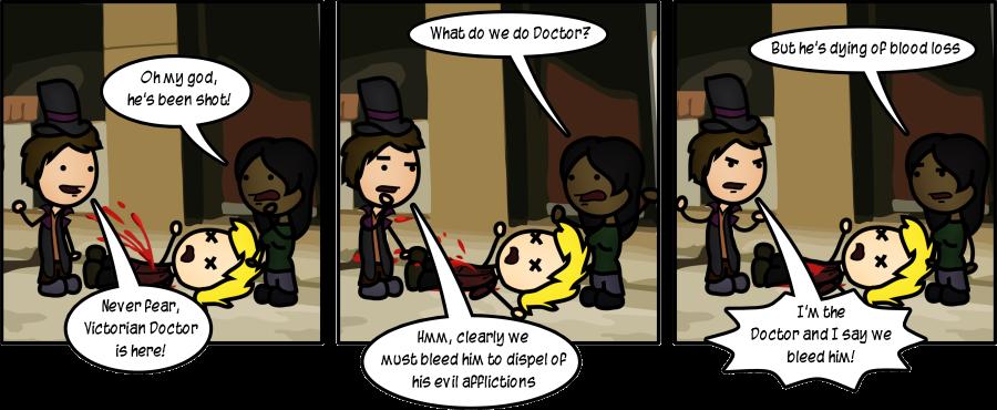 Victorian Doctor