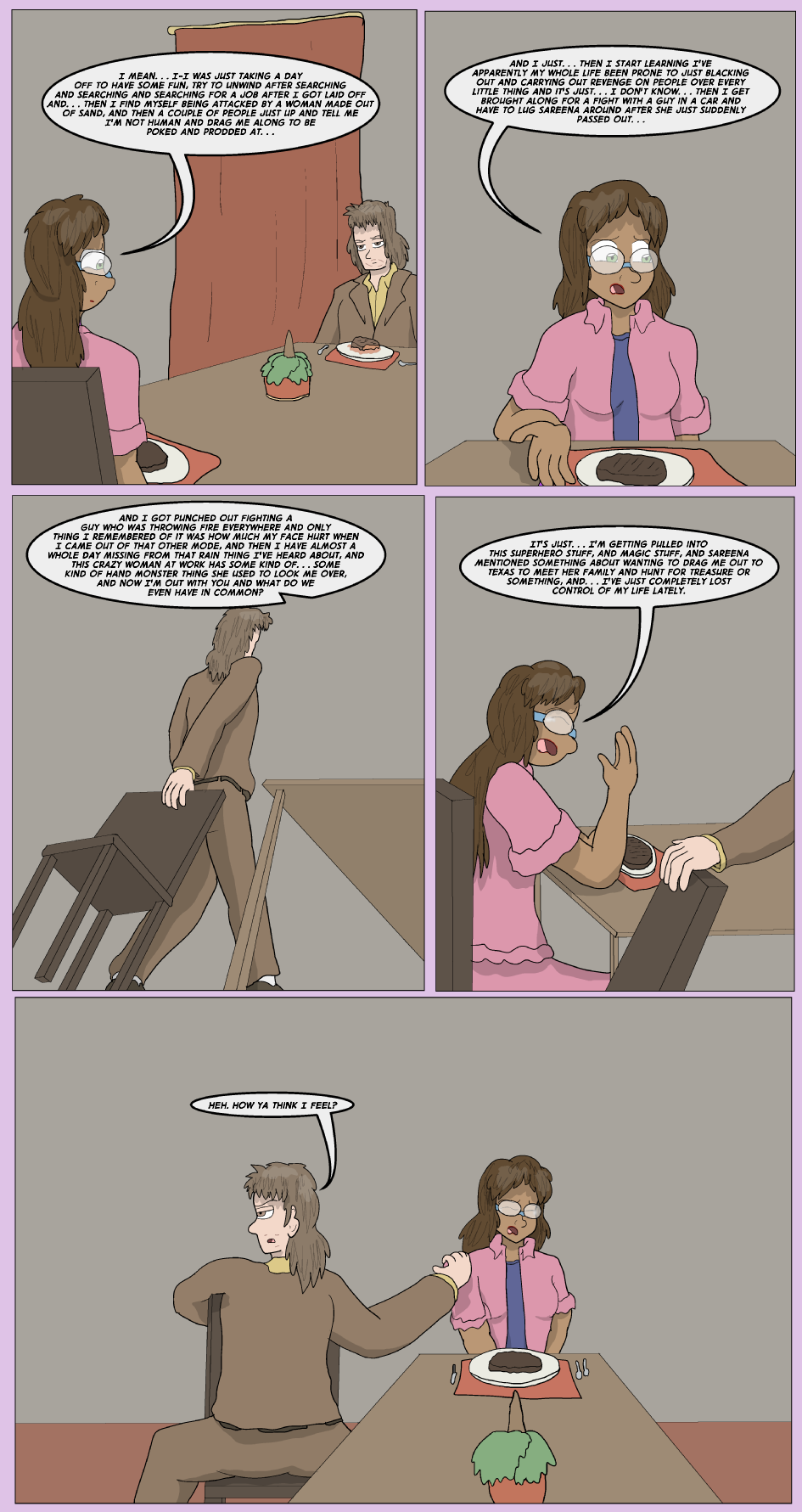 A Man And A Woman- Page 17