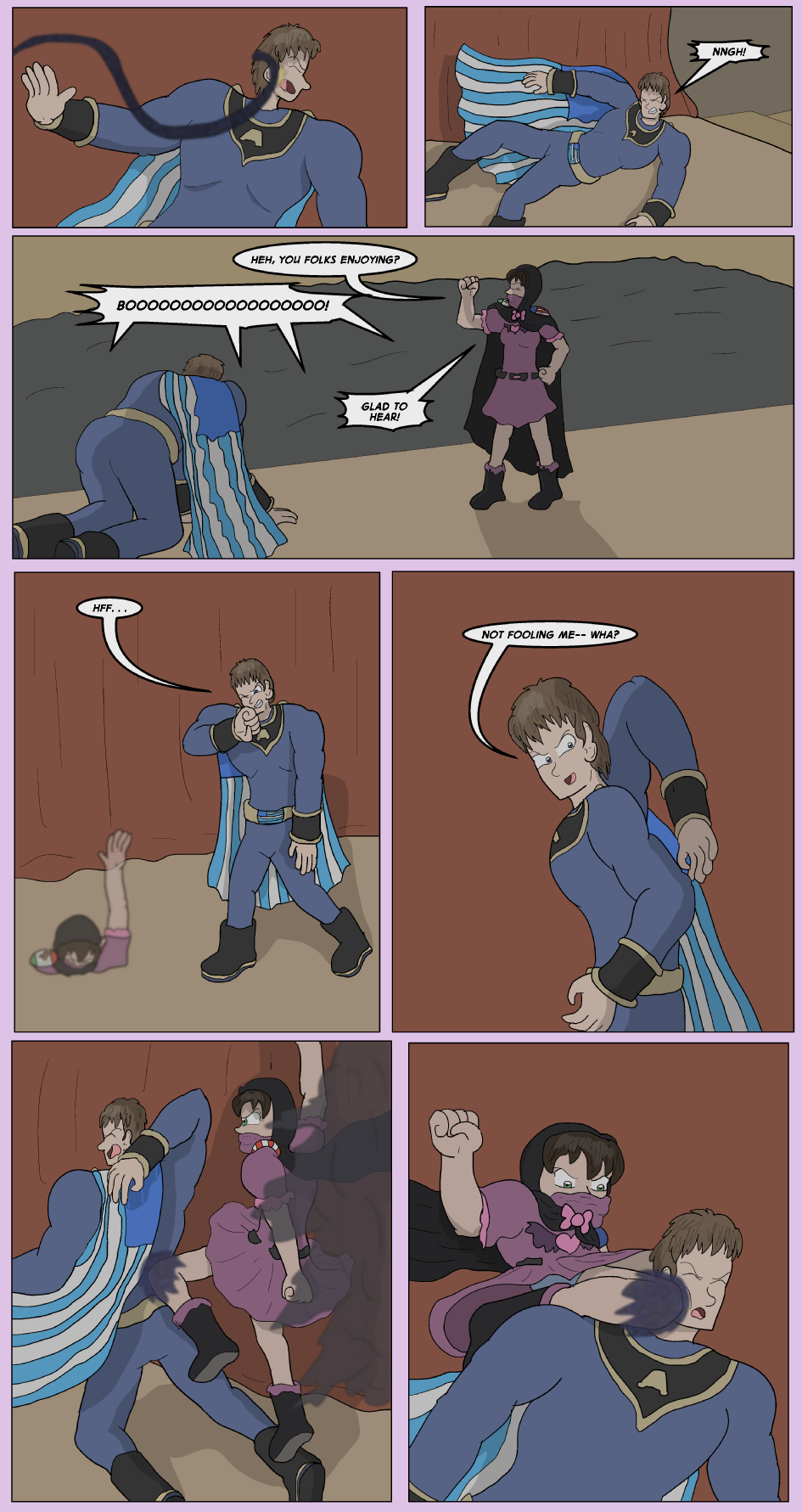 A Man And A Woman- Page 19