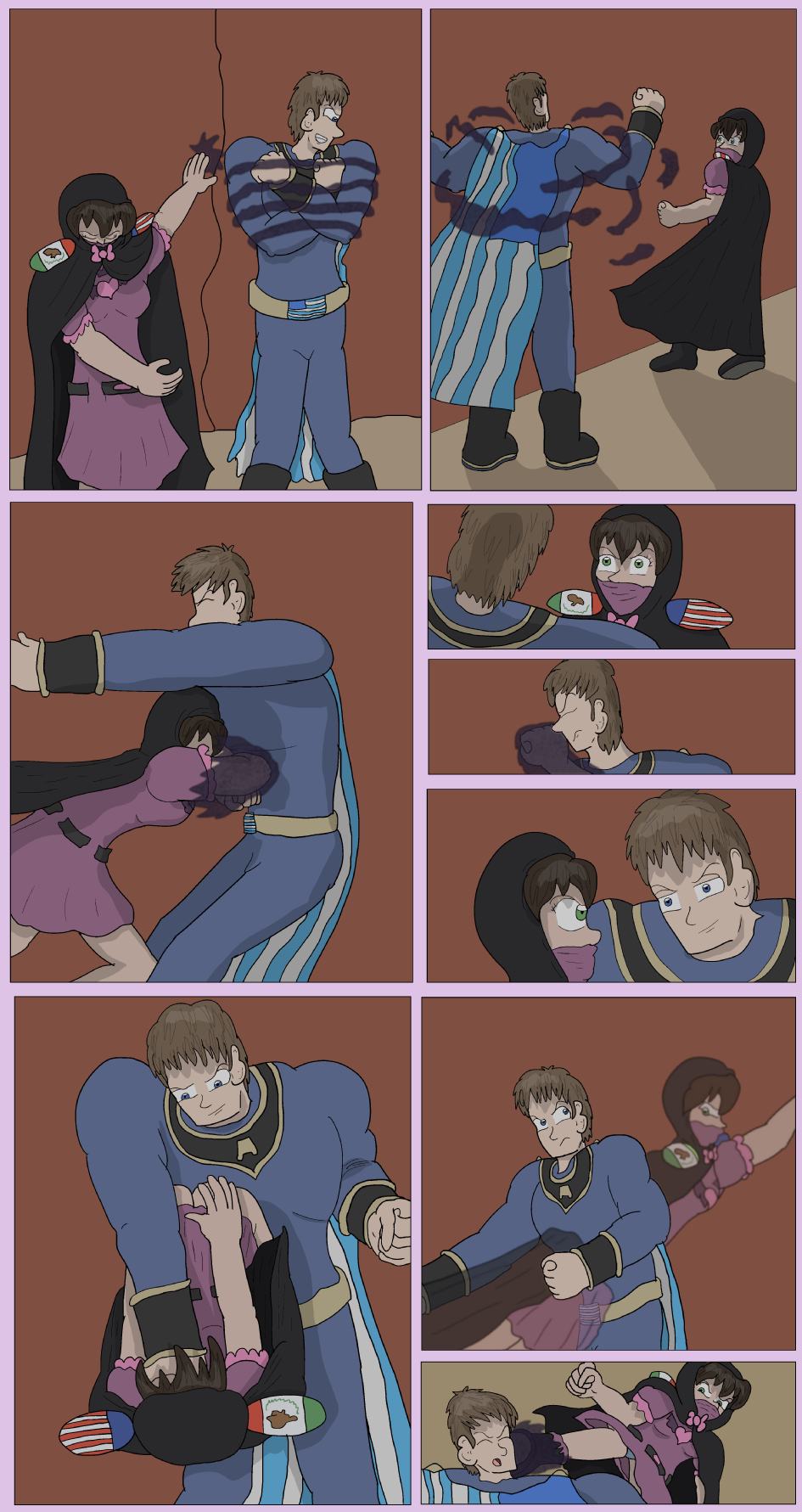 A Man And A Woman- Page 20