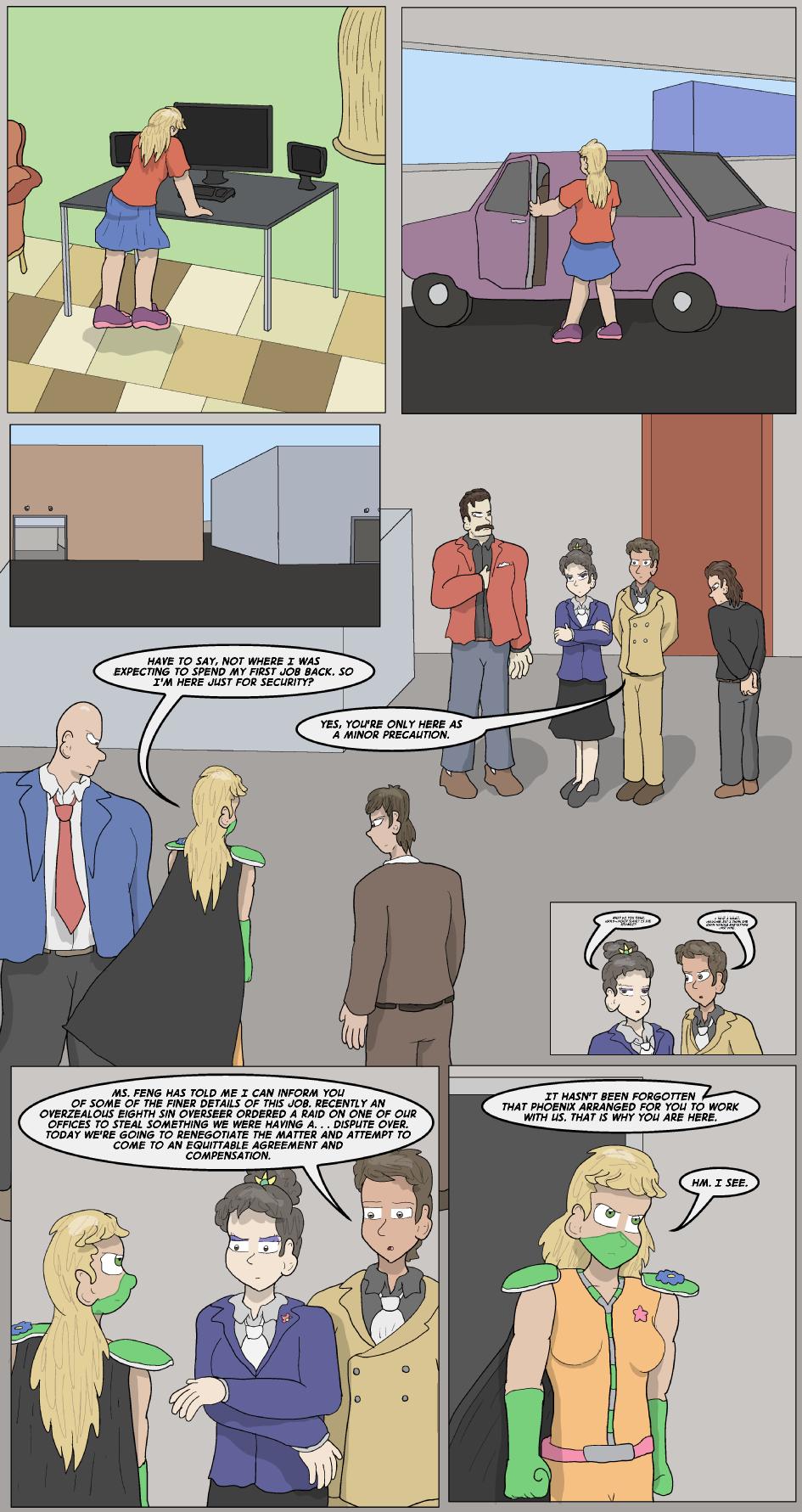 Key, Page 1