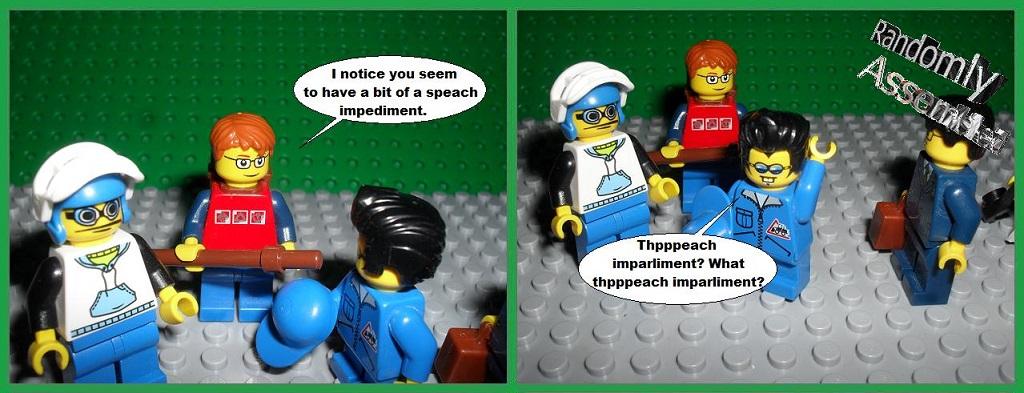 #791-Speech problems.