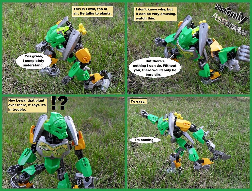 #892-Lewa, plant brian