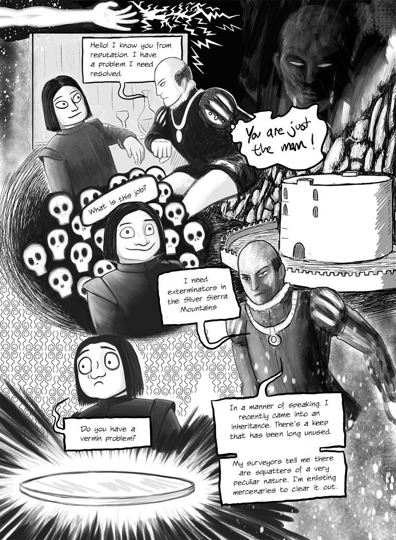 Corran Keep, part 2
