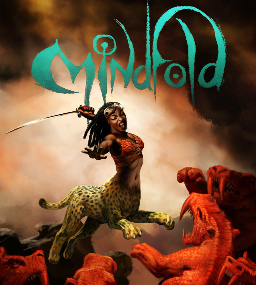 MindFold Cover
