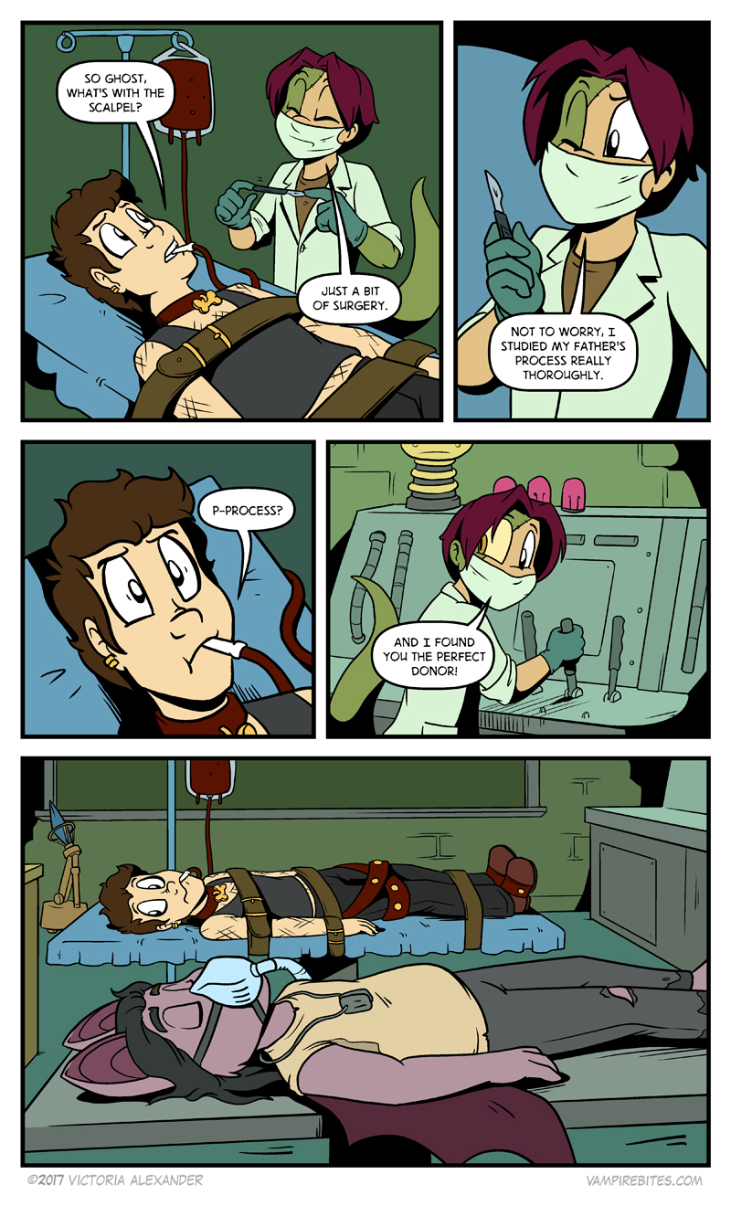 Lab Partners, pg 23