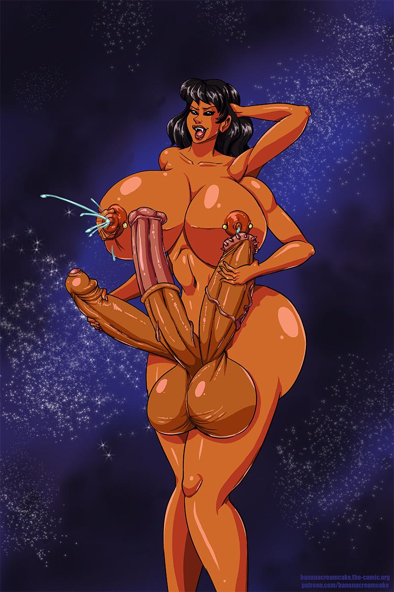 Bonus: Lust Goddess Commission