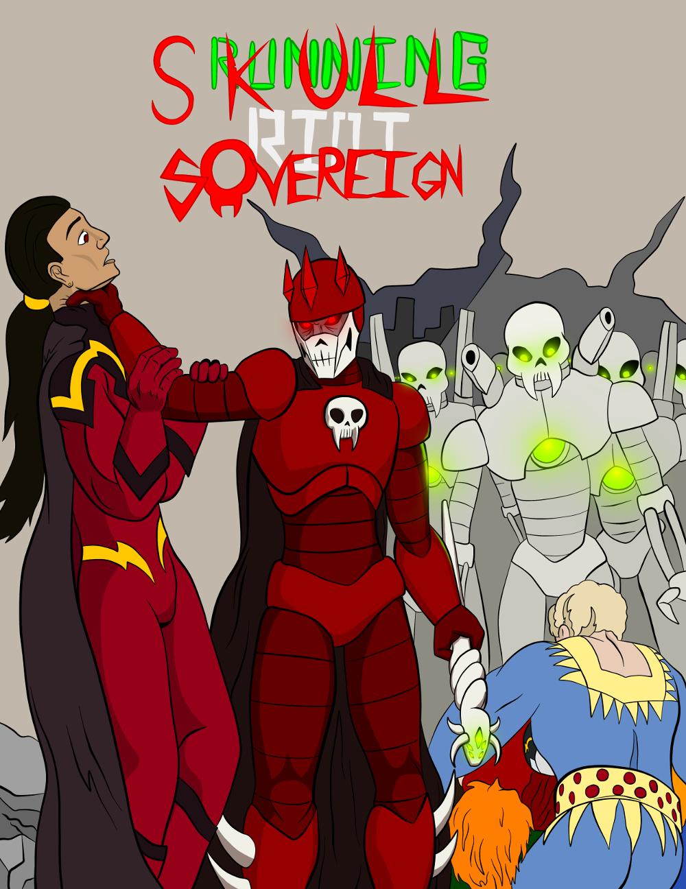 Chapter 11: Skull Sovereign