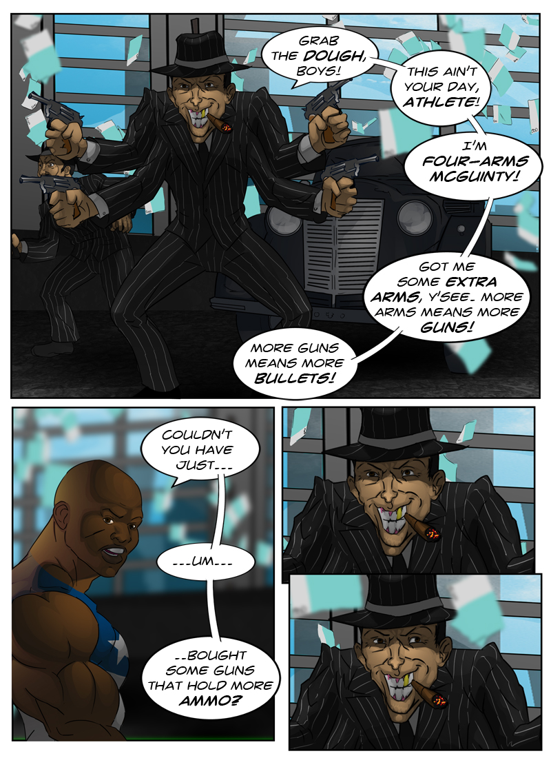 Comic 213 - HOTWAB #5 Prologue 5