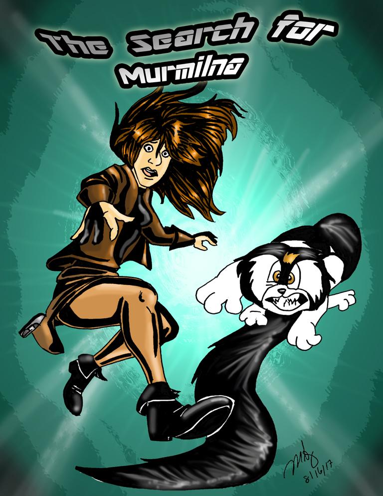 The Search for Murmilna (cover)