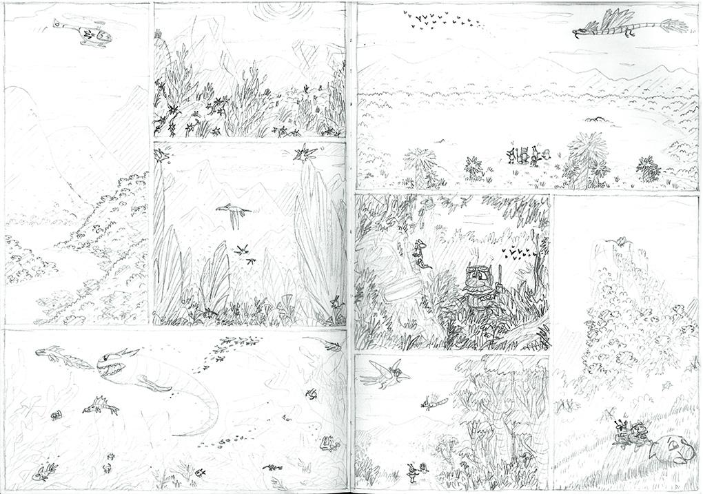 Explorers Inc. travelogue 1