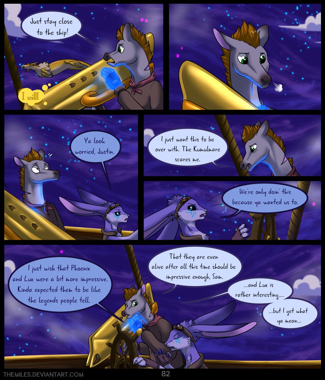 Tales of Aer - First Tale, Page 82
