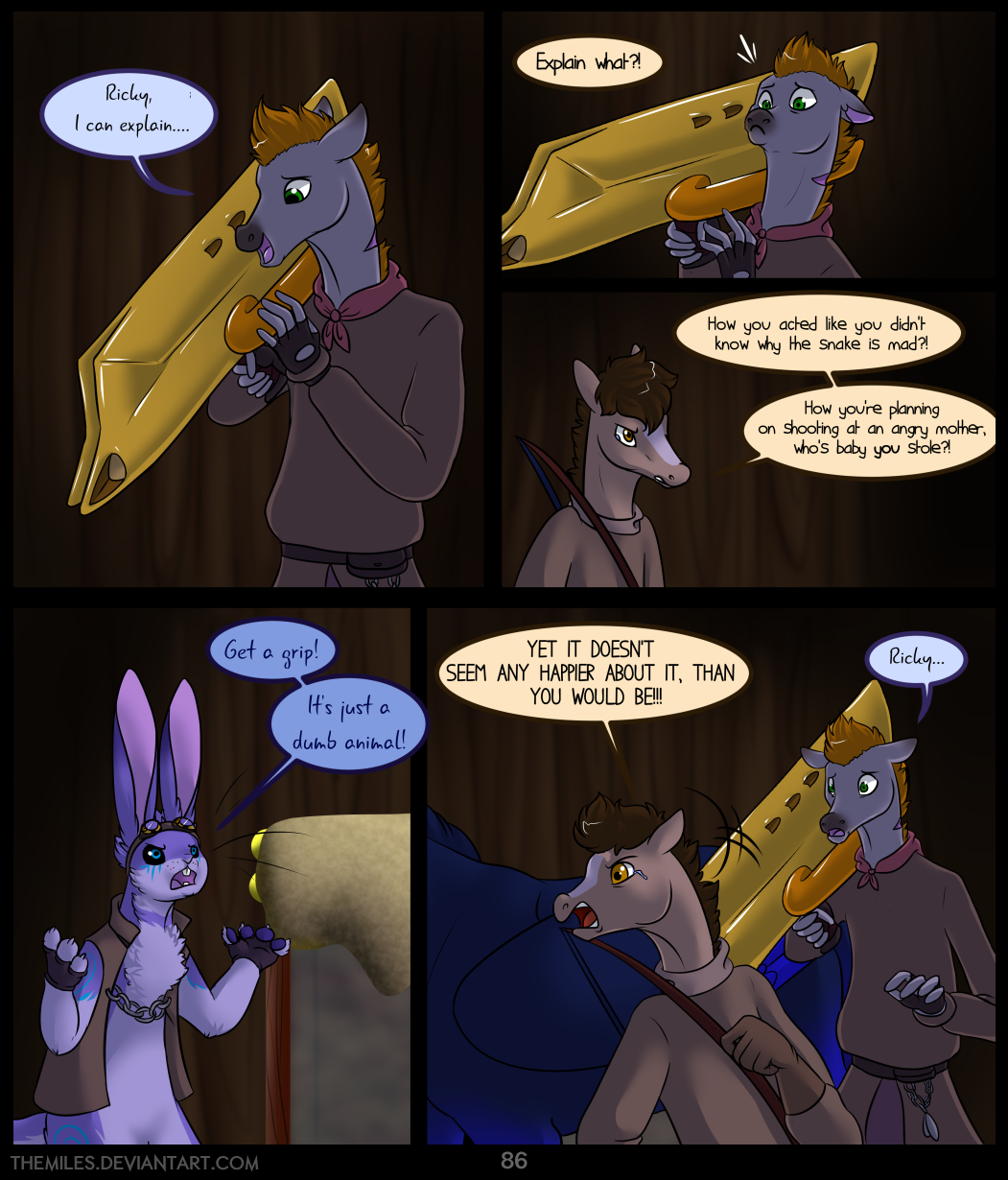 Tales of Aer - First Tale, Page 86