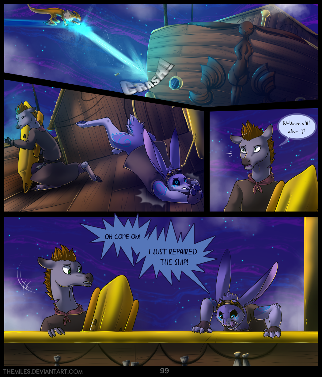Tales of Aer - First Tale, Page 99