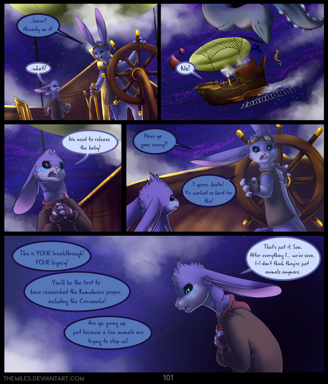 Tales of Aer - First Tale, Page 101