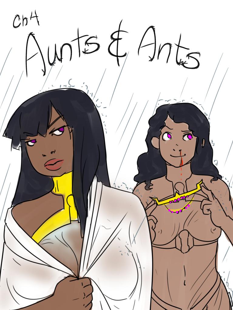 Aunts & Ants