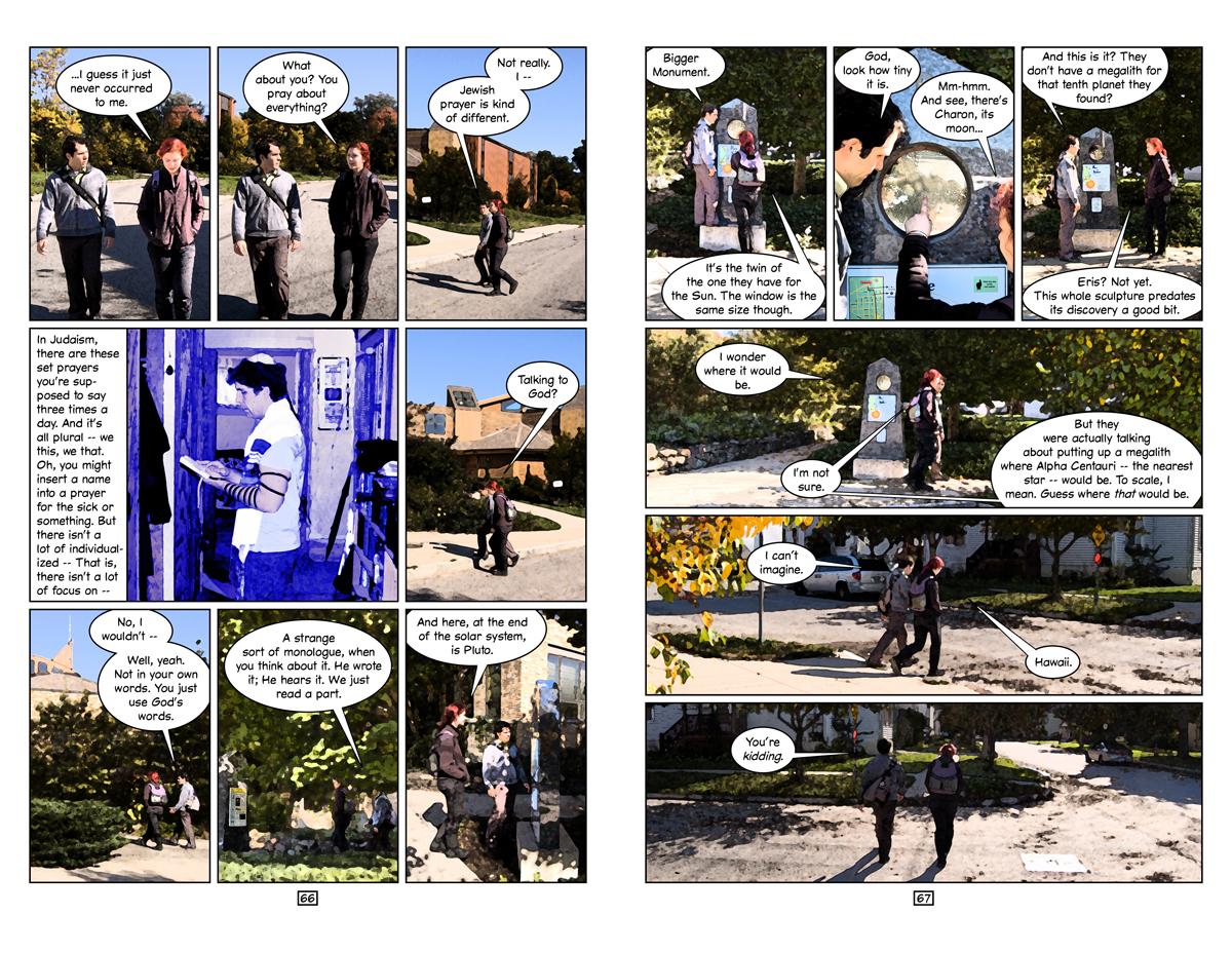 Happenstance pp66-67