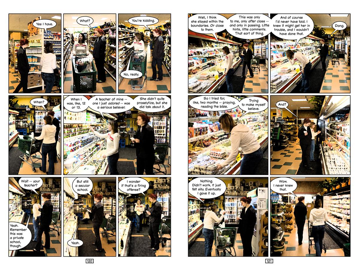 Happenstance pp120-121