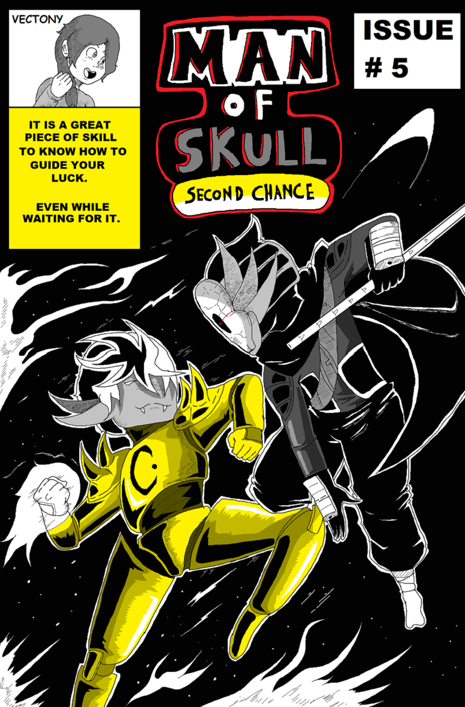 Man Of Skull Second Chance  5