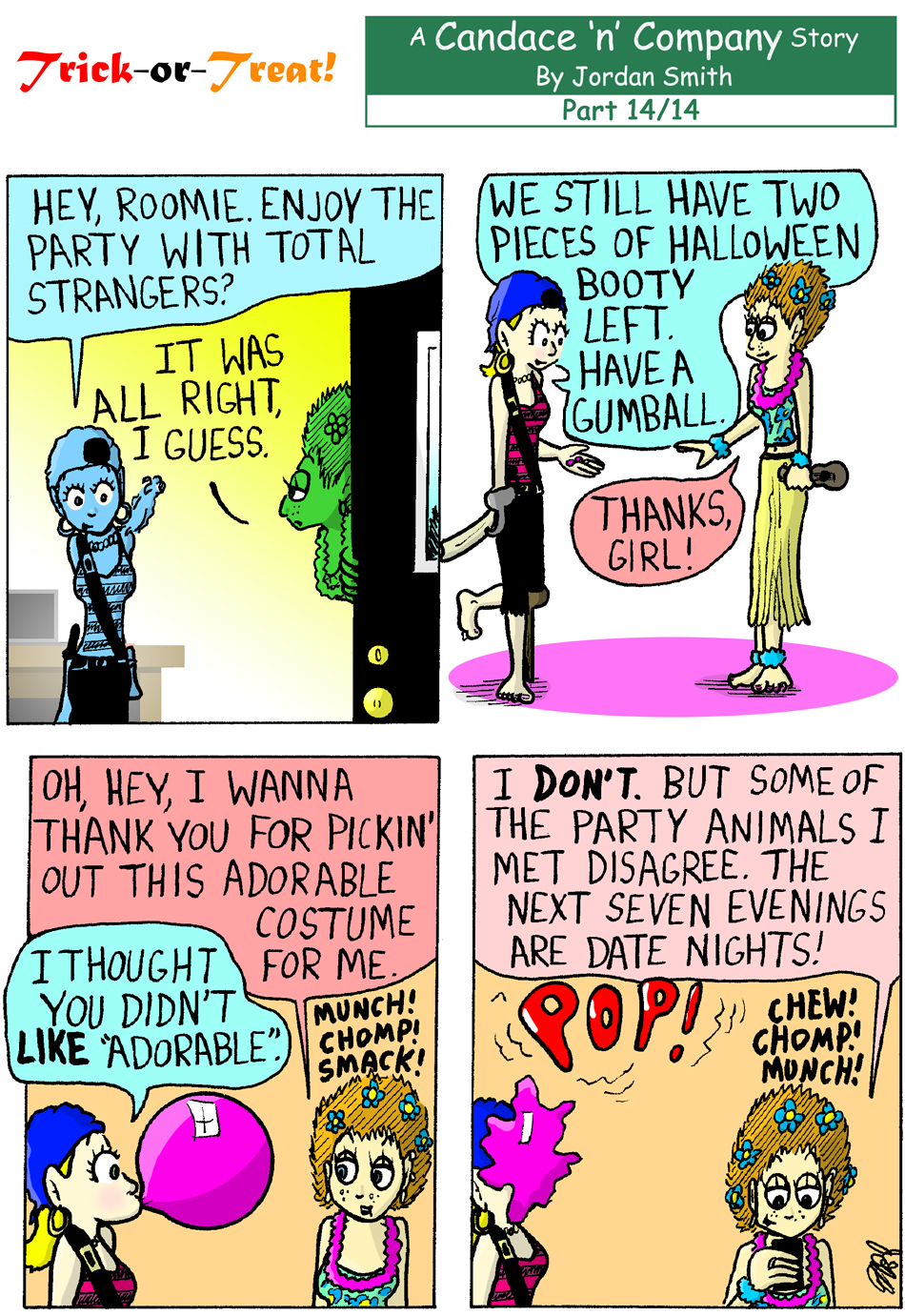 Trick or Treat! - Part 14/14