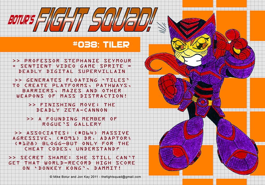 Character profile: Tiler
