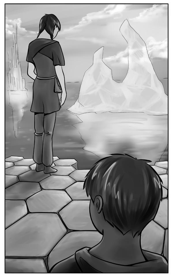 As cold as iceberg