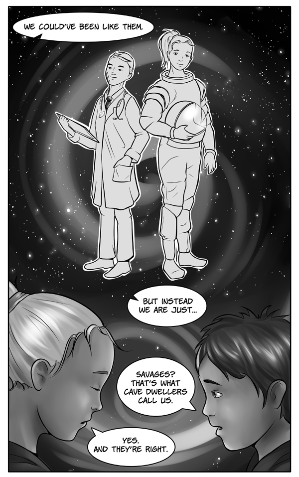 Doctor and astronaut
