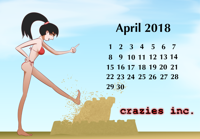 Chippewa Ghost - April