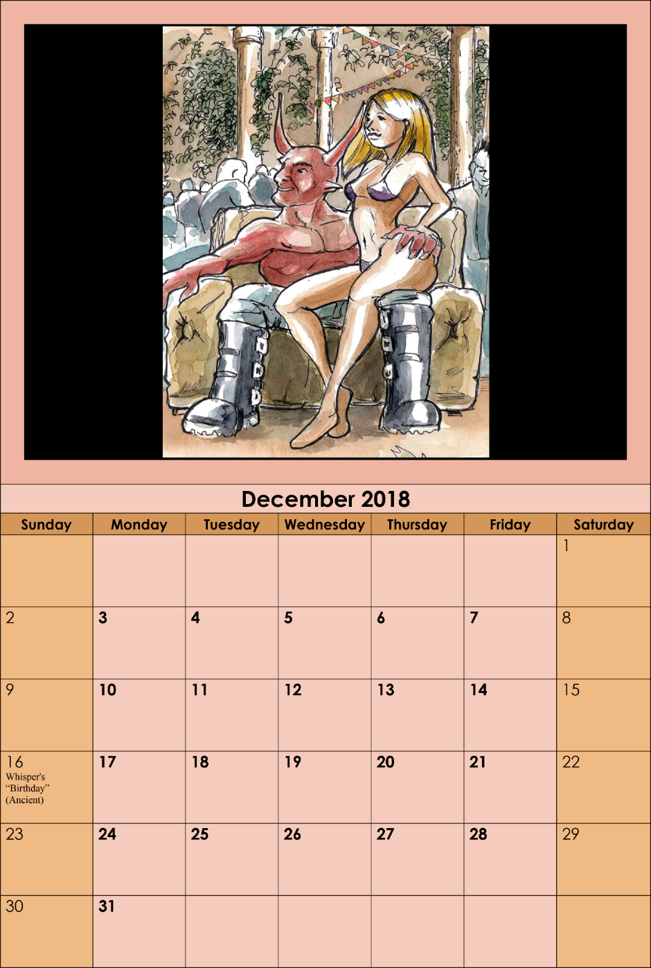 Opidane - December