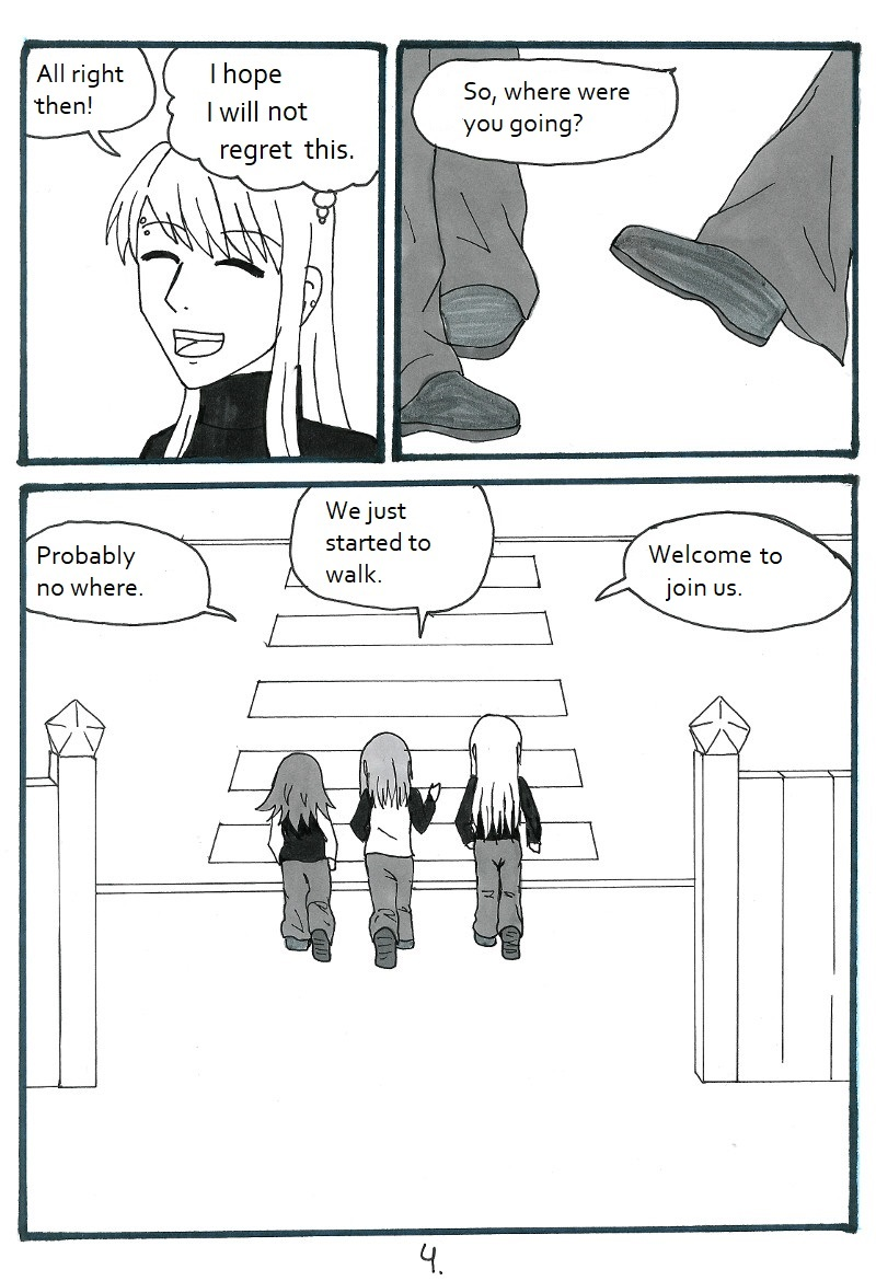 In the Shadows - page 04