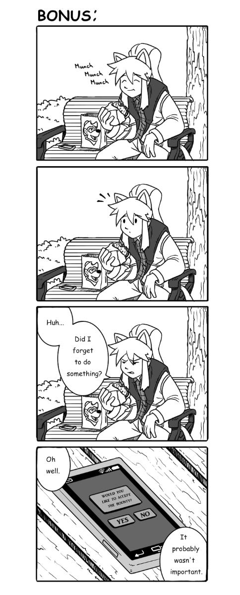 Bonus Comic
