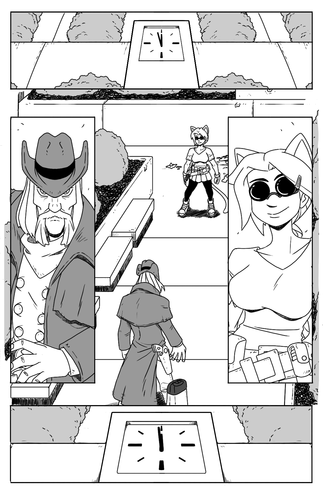 Robbery At High Noon pg.6